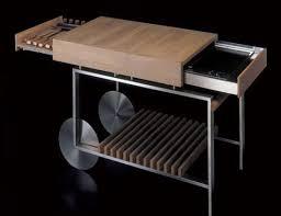 Brilliant Modern Mobile Kitchen Island Easy Movement T To Models Design