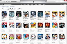 apple games. electronic arts offering a bunch of apple ios games for just 99 cents right now i