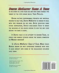 Dustin McCarthy Tames A Tiger: Burgio, Mark Louis: Amazon.sg: Books