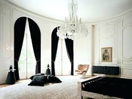 Black Curtains Bedroom Black And White Bedroom Curtains Ideas ...
