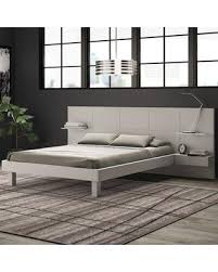 Can't Miss Bargains on Wade Logan® Blasko Platform Bed XEMO3107 Size: Queen
