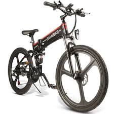[eu direct] <b>samebike lo26</b> 10.4ah 48v 350w <b>moped</b> electric bike 26 ...
