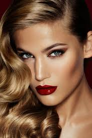 if you re looking for a look that is totally y and really draws all kinds of attention to your lips this is the look for you red lipstick goes great