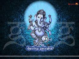 lord ganesha cartoon wallpaper