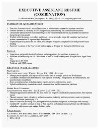 Best Executive Assistant Resumes 77 Beautiful Figure Of Sample Resume For Executive Assistant