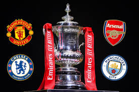 On this page you can find fa cup live score as well as fixtures and results for all teams participating in this tournament. Fa Cup Semi Final Fixtures Manchester United Vs Chelsea And Arsenal Vs Manchester City