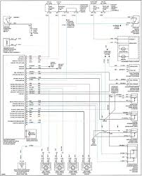 chevy factory radio wiring diagram image details 2002 chevy trailblazer radio wiring diagram