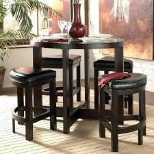 premium high top round pub table with storage bistro white bar tables for sydney bistr