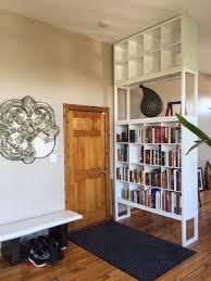 kallax as a high impacy room divider from ikea ers