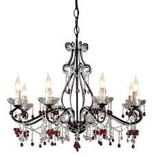 interior exciting multi colored crystal chandelier earrings lighting pendant lights chandeliers le and australia