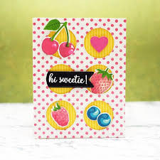 Patterned Paper Interesting Sunny Studio Stamps Striped Silly 48x48 Patterned Paper Pack