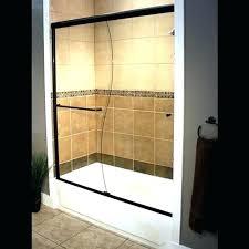 removing sliding glass shower doors showers curved sliding shower door shower how to adjust curved sliding shower doors s curve how to repair sliding glass
