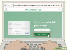 Green dot credit card payment. How To Register A Green Dot Card 7 Steps With Pictures