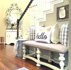 entry hall furniture ideas. 8 Entryway And Front Hall Decorating Ideas Hallway Foyer Furniture Adorable Entry T