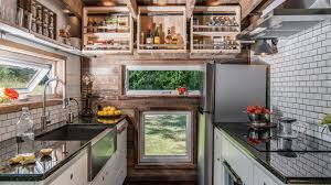 Designing a tiny house Helgerson Interior Tiny House Kitchens Futurist Architecture The 11 Tiny House Kitchens Thatll Make You Rethink Big Kitchens