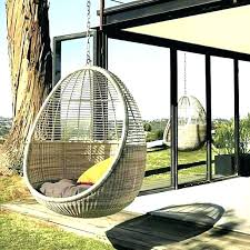 hanging chairs for outside rogoodman com in outdoors prepare 9