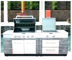 kitchenaid grills built in grill reviews natural gas outdoor kitchen full grills aid 4 burner propane