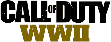 File:Logo Call of Duty WWII zweifarbig.svg - Wikimedia Commons