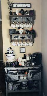 Check spelling or type a new query. Halloween Coffee Station Halloween Coffee Halloween Home Decor Halloween Kitchen