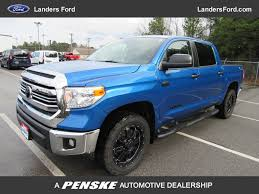 2017 Used Toyota Tundra 4WD SR5 CrewMax 5.5' Bed 5.7L at Landers ...