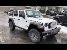 jeep rubicon white. Fine Rubicon 2018 JEEP WRANGLER JL RUBICON IN WHITE And Jeep Rubicon White