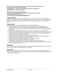 Cover Letter Sample For Contract Manager Tomyumtumweb In Contract