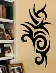 vinyl decal tribal design 1 wall art