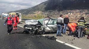 Incidente Salerno-Reggio, contromano in autostrada: un morto, cinque feriti