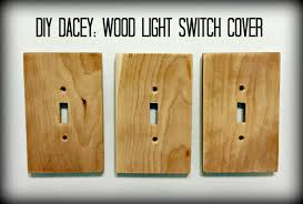 Congenial Diy Wood Light Switch Cover Ruskin Woodshop in Light Switch Plates