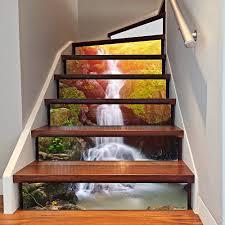 Creative DIY Wallpaper 3D Waterfall ...