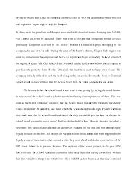 pros cons essay sample report