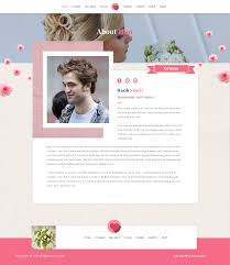 Forever Love Elegant Wedding Agency Psd Template By Themexriver