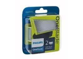 <b>Сменное лезвие</b> Philips <b>OneBlade</b> QP220/50 2шт купить ...
