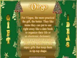 virgo gift poster