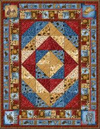 Panel Quilt Patterns Gorgeous Free Downloadable Quilt Patterns