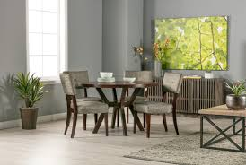 ... preloadMacie Round Dining Table - Room