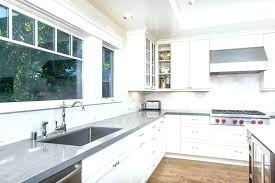 grey quartz countertops light grey quartz with contemporary toasters kitchen craftsman and tray ceiling gray counters