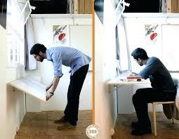 wall mounted fold down desk plans diy fold down desk desk or fold down desk table