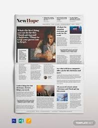The Changing Times Newspaper Template 18 News Paper Templates Word Pdf Psd Ppt Free