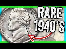1940 Nickel Values Rare Nickels Worth Money Youtube