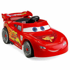 fisher power wheels lightning mcqueen children s electric car 6v battery with fisher power wheels lightning mcqueen 6 volt battery powered ride