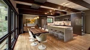 modern architectural interior design. Plain Modern Mid Century Modern Renovation  Kitchen HAUS Architecture  WERK Building Modern And Architectural Interior Design