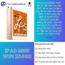 Máy tính bảng iPad Mini Wifi 256GB - Hàng chính hãng giá rẻ 15.190.000₫