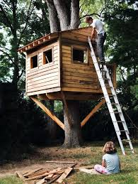 simple plans awesome free and designs tree house treehouse building pdf