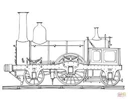 Small Picture Steam Train coloring page Free Printable Coloring Pages