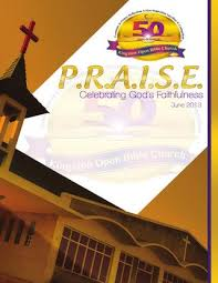 p.r.a.i.s.e by Andre Sewell - issuu