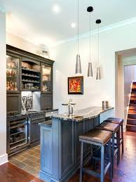 Basement Wet Bar Design Simple Comfortable Modern Basement Bar Ideas Profire
