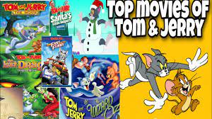 Tom and Jerry all movies in hindi    Top movies of Tom and jerry. - YouTube