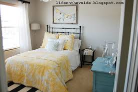 Teal And Yellow Bedroom Yellow Gray Bedroom Decor Yellow And Gray Bedroom Decor Master