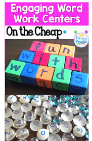word work and writing centers easy cheap and engaging use these easy cheap and engaging diy word work and writing centers in your